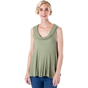 Free People Swing It Cowl Tank