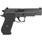 Sig Sauer P220 Legion 10mm 5 in. Barrel 8 Rnd 3 Mag Pistol Legion Gray