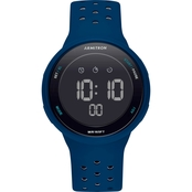 Armitron Sport Digital Chronograph Silicone Strap Watch 40/8423