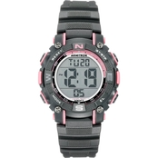 Armitron Women's Sport Digital Chronograph Resin Strap Watch 45/7099