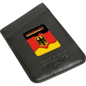 Guard Dog Germany Card Keeper RFID Protected Leather Phone Wallet