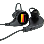AudioSpice Germany Bluetooth Earbuds with BudBag
