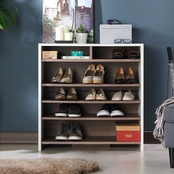 Furniture of America Dall Shoe Rack