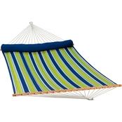Algoma 13 Ft. Quilted Hammock with Matching Pillow