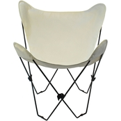 Algoma Butterfly Chair and Cover Combination with Frame