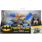Mattel Batman 6 in. Air Power Action Figure and Vehicle