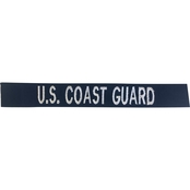 Coast Guard Ripstop Blue Branch Tape, No Velcro, Standard 6 in.