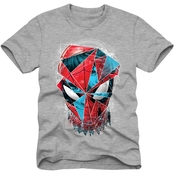 Marvel Boys Spider-Man Mask Tee