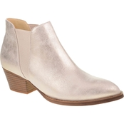 CL By Laundry Corbin Metallic Booties