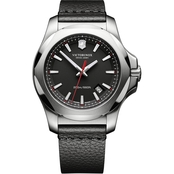 Victorinox Swiss Army Men's I.N.O.X. Stainless Steel 43mm Watch