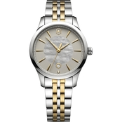 Victorinox Swiss Army Women's Alliance Small Stainless Steel 35 mm Watch