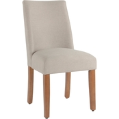 Kinfine Curved Back Dining Chair