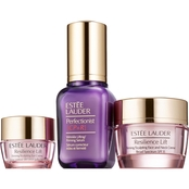 Estee Lauder Lift + Firm for Smoother, Radiant, Youthful-Looking Skin 3 Pc. Set