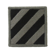 Army Unit Patch 3rd Infantry Division