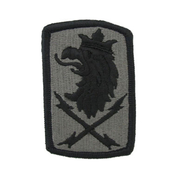Army Unit Patch 22nd Signal Brigade