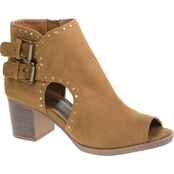 Dirty Laundry Tensley Open Toe Booties
