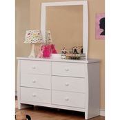 Furniture of America Marlee Dresser Mirror