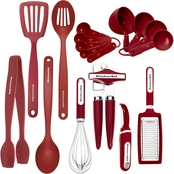 KitchenAid 17 pc. Kitchen Tool and Gadget Set