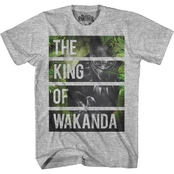 Marvel Boys The King of Wakanda Tee