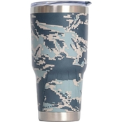 Pure Drinkware U.S. Air Force Camo Stainless Steel 30 oz. Tumbler