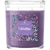 Colonial Candle Wisteria Oval Jar Candle