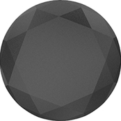 PopSocket Black Metallic Diamond Phone Grip