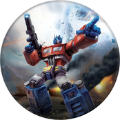 PopSocket Optimus Prime Phone Grip