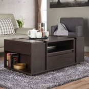 Furniture of America Ansel Lift Top Storage Coffee Table