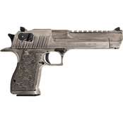 Magnum Research MK19 Desert Eagle 50 AE 6 in. Barrel 7 Rds Pistol Distressed
