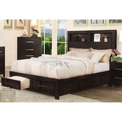 Furniture of America Karia Queen Bed