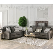 Furniture of America Coralie Sofa