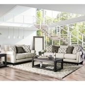 Furniture of America Asma Sofa