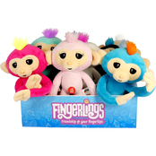 Fingerlings 10 in. Posable Plush with Sound