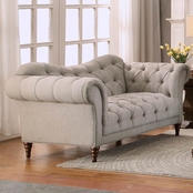 Homelegance St. Claire Collection Loveseat