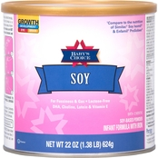Baby's Choice Soy Infant Formula 22 oz.