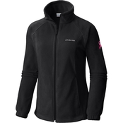 Columbia Tested Tough in Pink Benton Springs Full Zip Jacket