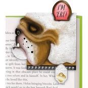 IF Dog Ear Stanley Bulldog Bookmark
