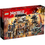 LEGO Ninjago Masters of Spinjitzu Dragon Pit
