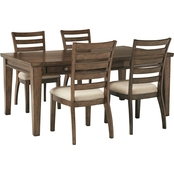 Signature Design by Ashley Flynnter 5 pc. Dining Set
