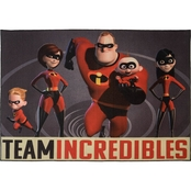 Disney Team Incredibles Area Rug