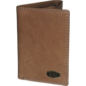 Buxton RFID Expedition Three Fold Wallet