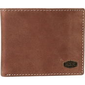 Buxton RFID Expedition Slimfold Wallet
