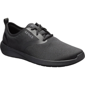 Crocs Men's LiteRide Lace Up Sneakers