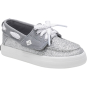 Sperry Preschool Girls Crest Resort Boat Shoes