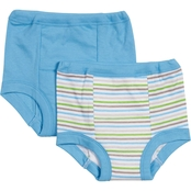 Gerber Infant and Toddler Boys Training Pants 2 pk.