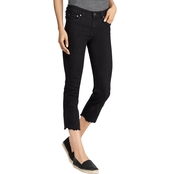 Lauren Ralph Lauren Petite Ultracrop Five Pocket Denim Jeans