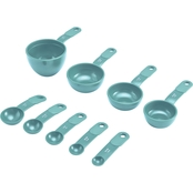 KitchenAid Aqua Sky 9 Pc. Measuring Cups and Spoons Set