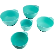 KitchenAid 5 Pc. Aqua Sky Mixing Bowl Set