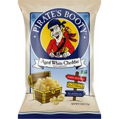 Amplify Snack Brands Pirate Booty Aged White Cheddar Rice and Corn Puff Snack