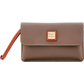 Dooney & Bourke Pebble Grain Milly Wristlet